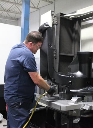 Horizontal CNC Machining Centers